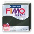 Полимерная глина FIMO Effect перламутровый черный 56 гр