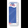 Полимерная глина FIMO Soft блестящий синий 350 гр