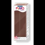 Полимерная глина FIMO Soft шоколад 350 гр