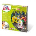 """Набор для моделирования """"Монстр"""" FIMO Kids Form&Play"""