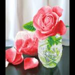 """Набор для картины стразами """"Магия роз"""" """"Фрея"""""""