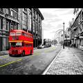 """Набор для раскрашивания по дереву """"На улицах Лондона"""" 50х40см """"Фрея"""""""