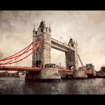 """Набор для раскрашивания """"Лондон. Тауэрский мост"""" 50х40см """"Фрея"""""""