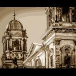 """Набор для раскрашивания """"Берлинский кафедральный собор"""" 50х40см """"Фрея"""""""