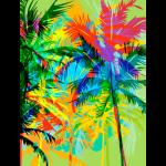 """Набор для раскрашивания """"Майами"""" 30х40см """"Фрея"""""""
