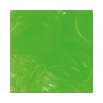 """Резинки для плетения салатовые прозрачные 600 шт. RLB-01 """"Hobbius"""""""