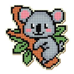 """Набор для картины стразами Магнит """"Малыш коала"""" """"Pixel Boom"""""""