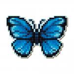 """Набор для картины стразами Магнит """"Синяя бабочка"""" """"Pixel Boom"""""""