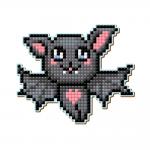 """Набор для картины стразами Магнит """"Летучая мышка"""" """"Pixel Boom"""""""