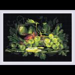 """Набор для картины стразами """"Натюрморт с лимоном"""" """"Риолис"""""""