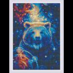 """Набор для картины стразами """"Большая медведица"""" """"Риолис"""""""