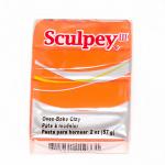 """Полимерная глина Sculpey III цв. рыжий 57гр """"Sculpey"""" (США)"""