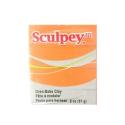 """Полимерная глина Sculpey III цв. под золото 57гр """"Scupley"""" (США)"""
