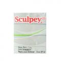 """Полимерная глина Sculpey III цв. под серебро 57гр """"Sculpey"""" (США)"""