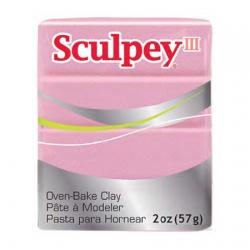 """Полимерная глина Sculpey III цв. жемчужно-розовый 57гр """"Sculpey"""" (США)"""