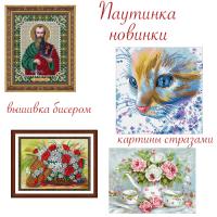Новинки Паутинка
